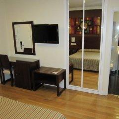Отель Hostal Abadia Стандартный номер с различными типами кроватей