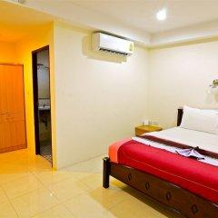 Squareone - Hostel комната для гостей фото 9
