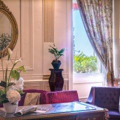 Hotel West End Nice интерьер отеля