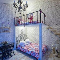 Hotel Tsvetochnaya 24 3* Стандартный семейный номер с двуспальной кроватью