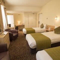 Отель The Darlington Hyde Park 3* Стандартный номер с различными типами кроватей