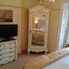 Отель Braddon Hall 4* Стандартный номер с различными типами кроватей
