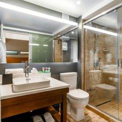 Отель Хаятт Плейс Ереван ванная
