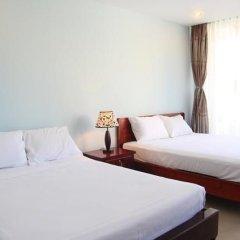 Отель Hai Yen Resort 2* Стандартный семейный номер с двуспальной кроватью фото 9