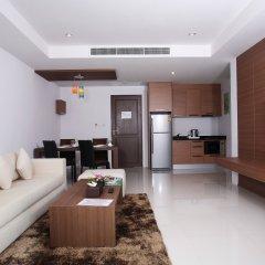 Отель Bangtao Tropical Residence Resort & Spa 4* Люкс повышенной комфортности разные типы кроватей фото 2
