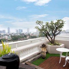 Отель Ramada Plaza by Wyndham Bangkok Menam Riverside 5* Люкс с различными типами кроватей фото 2