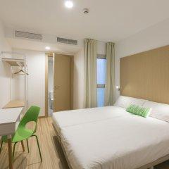 Отель SmartRoom Barcelona Стандартный номер с 2 отдельными кроватями