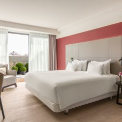 NH Collection Amsterdam Grand Hotel Krasnapolsky 5* Номер категории Премиум с различными типами кроватей фото 3
