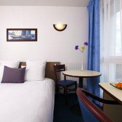 Отель Appart'City Rennes Beauregard Улучшенная студия с различными типами кроватей