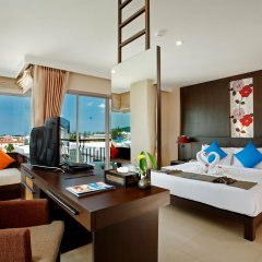 Andakira Hotel 4* Номер Делюкс с разными типами кроватей фото 4