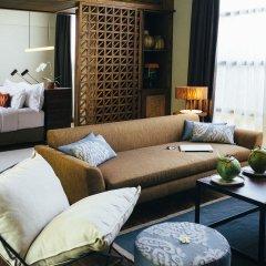 Отель Bisma Eight Ubud 4* Люкс с различными типами кроватей