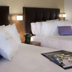 Aqua Hotel комната для гостей фото 7
