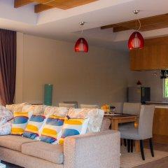 Отель Kanita Pool Villa 3* Вилла с различными типами кроватей
