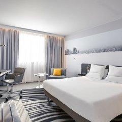Отель Novotel Montparnasse 4* Представительский номер фото 3