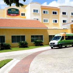 Отель Courtyard By Marriott Cancun Airport