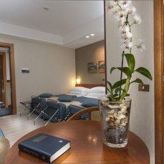 Quality Hotel Rouge et Noir Roma комната для гостей фото 5