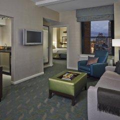 Shelburne Hotel & Suites by Affinia 4* Люкс повышенной комфортности с различными типами кроватей