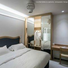 COCO-MAT Hotel Nafsika 3* Стандартный номер с различными типами кроватей