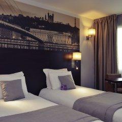 Отель Mercure Lyon Est Chaponnay 4* Стандартный номер с 2 отдельными кроватями