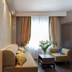 Best Western Hotel Mozart гостиная