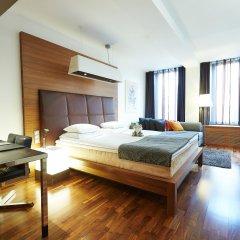 GLO Hotel Helsinki Kluuvi 4* Стандартный номер с различными типами кроватей