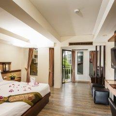 Отель La Vintage Resort комната для гостей фото 2
