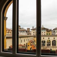Отель Florentapartments - Ponte Vecchio Улучшенные апартаменты