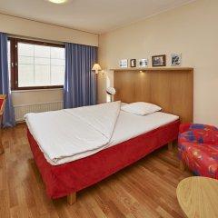 Отель Scandic Helsinki Aviacongress 3* Улучшенный номер с различными типами кроватей фото 2