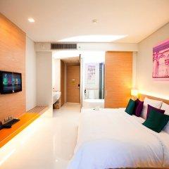 Отель The Kee Resort & Spa 4* Номер Делюкс с различными типами кроватей фото 6
