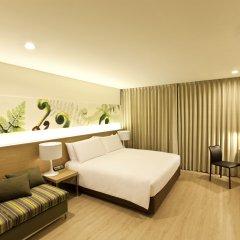 Отель Glow Pratunam 4* Номер Делюкс фото 3
