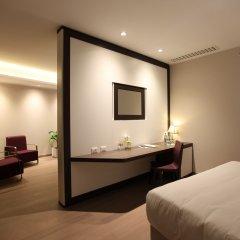 DoubleTree by Hilton Hotel Yerevan City Centre 4* Люкс с различными типами кроватей фото 2