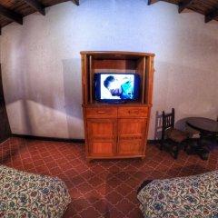 Отель Parador St Cruz Стандартный номер