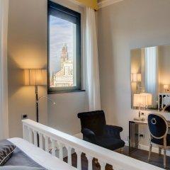 Отель Roma 4* Стандартный номер с различными типами кроватей