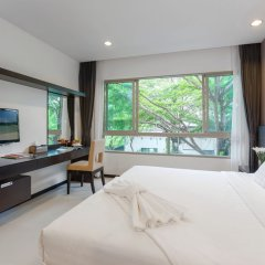 Апартаменты The Regent Phuket Serviced Apartment Kamala Beach комната для гостей фото 12