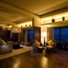 Отель Hilton Phuket Arcadia Resort and Spa 5* Президентский люкс разные типы кроватей фото 2