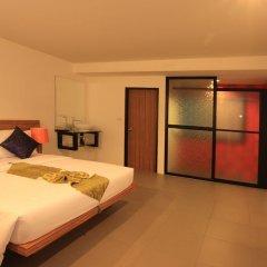 Gu Hotel комната для гостей фото 15