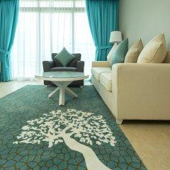 Отель Jannah Marina Bay Suites Люкс повышенной комфортности с различными типами кроватей фото 2
