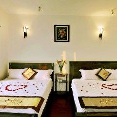 Отель Blue An Bang Villa 2* Стандартный номер с 2 отдельными кроватями