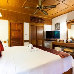 Отель Tropica Bungalow Resort 3* Стандартный номер с различными типами кроватей