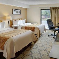 Отель Comfort Inn Kirkland Lake 2* Стандартный номер с различными типами кроватей