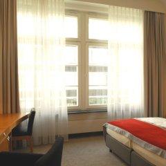 Hotel Alexander Plaza 4* Номер Бизнес с различными типами кроватей фото 2