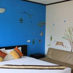Отель S.B. Living Place комната для гостей
