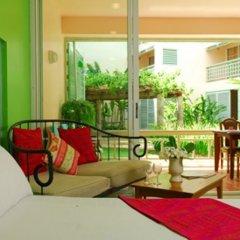 Отель Chomview Residence 3* Стандартный номер с различными типами кроватей фото 2