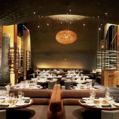 Отель MGM Grand обед