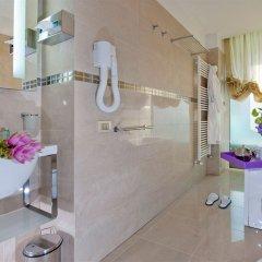 Отель Mercure Rimini Artis ванная фото 3