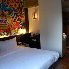 Cacha Hotel 3* Стандартный номер разные типы кроватей