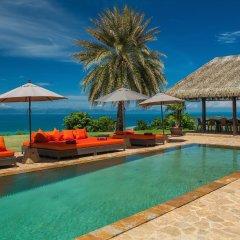 Отель Villa Katrani Самуи открытый бассейн фото 4