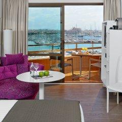 Отель Meliá Palma Marina 4* Номер категории Премиум с различными типами кроватей