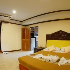 Отель Golden Villa 3* Люкс с различными типами кроватей