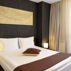 Отель Lucky Bansko Aparthotel SPA & Relax 5* Апартаменты разные типы кроватей